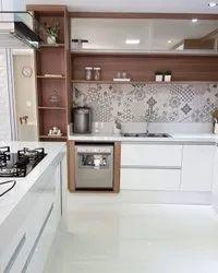 Modular Kitchen Shutter