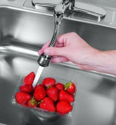 Silver Plastic Turbo Flex 360, For Kitchen