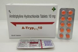 Amitryptyline Hydrochloride 10mg Tablets