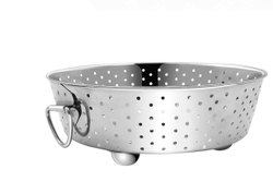 Stainless Steel Bidding Colander, For Home