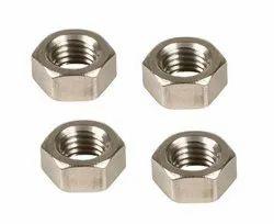 Hexagonal Etching Stainless Steel Hex Nut