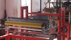 Departmental Store Paper cover making machine