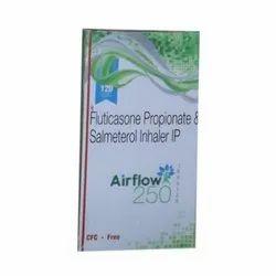 Airflow 250 (Salmeterol Fluticasone Salmeterol Inhaler)