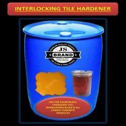 Interlocking Tile Hardener