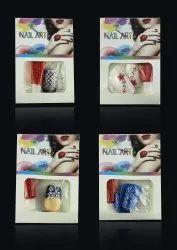 Perfect4U Fine Printed False Nails., Packet