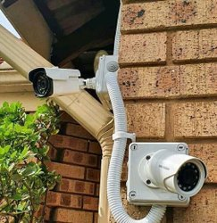 Bullet and Dome Camera Cctv Installation Services, in Srikakulam,Andhra Pradesh, in Given Time