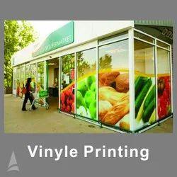 Vinyl Printing Service, In Pan India