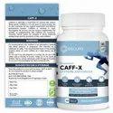 Caffeine Anhydrous - Elicura Caff-X (60 Veg Caps)