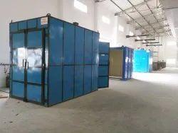 Powder Coating Machine & Equipment