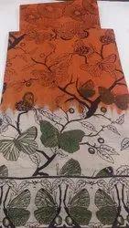 Hand Print Cotton. W B Rs 280