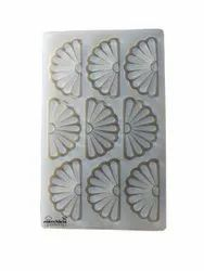 Silicone Random Silicon Garnishing Sheet, For Bakery, Size: 15 X 10 X 5 Centimeters