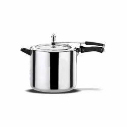Sarvodaya Silver Aluminium Handi Pressure Cooker, For Kitchen, Capacity: 3 Litre