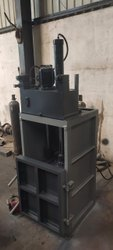 Hydraulic Baling Press For Corrugated Box