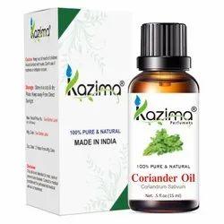 Kazima 100% Pure Natural & Undiluted Coriander Oil
