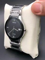 Men Analog Rado Jubile Ceramic Watch For Personal Use