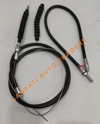 jcb Accelerator Cable Assembly (3D)