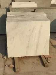Polished Finish Indian Marble White Granite Slab, Thickness: 15 mm