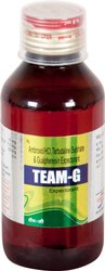 Team-G Cough Syrup, 60 ml