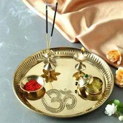 Brass Pooja Items, For Puja