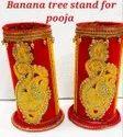 Banana Tree Stand For  Varalakshmi  Pooja