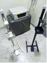 Hand Sanitser Stand ( Leg press )