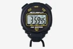 Calibration of Stopwatch Under NABL