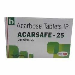 Acarsafe 25mg Tablets