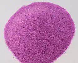 Violet Colour Aquarium sand