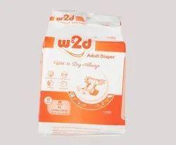 Adult Diaper W2D XL-10