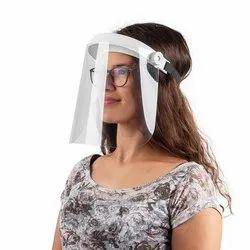 400 Micron -16 X 9 Thick Non-Disposable Face Shields