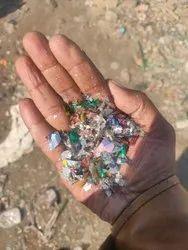 mix color mix film Plastic Scrap Griding, For Reprocessed Granules, Size: 2 Mm