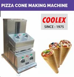 commerical pizza cone machine