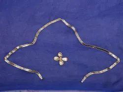 Saarvi Casual Wear Aqua Blue Color Chiffon Designer Saree, With blouse piece, 5.5 m (separate blouse piece)