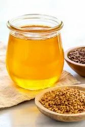 Wood Pressed Flaxseed Oil, For Food
