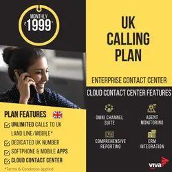 VoIP International Calling Services - UK Landline & Selected Mobile Enterprise Plan