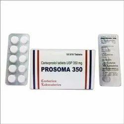 Prosoma 350 Mg Tablets