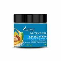 KAZIMA De-Tans Spa Facial Scrub