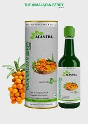 ALANTRA Sea Buckthorn With Curcumin Juice, Packaging Type: Box, Packaging Size: 500 ml