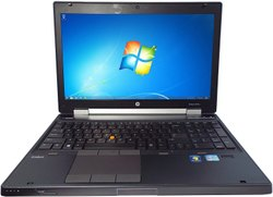 Used EliteBook 8570W HP Laptop