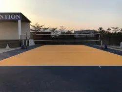 Outdoor Volley Ball Court Flooring