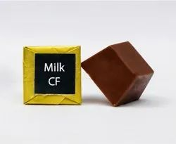 Chocoexotica SQUARE Milk Center Filed Chocolate