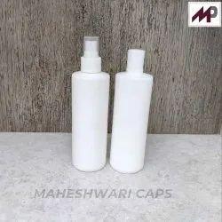 250 ML Shampoo HDPE Sleek Bottle