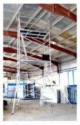 Silver Kwikstage Scaffolding System