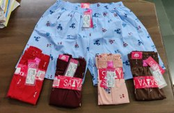 Free Pink Ladies Cotton Boxer, Packaging Type: Packet