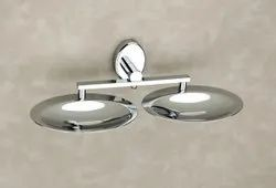 Nilaj Corporation Silver Stainless Steel Double Soap Dish, Material Grade: SS 304, Size: 5 Inches