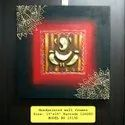 Ganesha Wall Frames, For Decoration, Packaging Type: Brown Box Packing