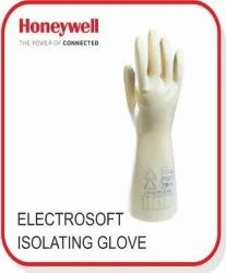 Plain Latex Honeywell Electrosoft Hand Gloves, For Electrical protection, Model Name/Number: 2091903