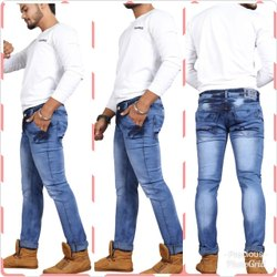 Comfort Fit Casual Wear Denim Jeans