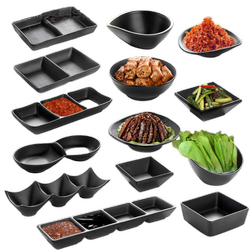 Melamine Crockery Set, For Restaurant