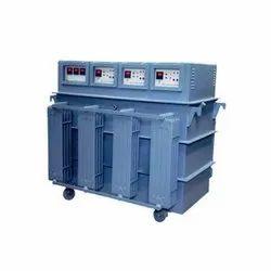 3 Phase Servo Stabilizer Price 1 KVA to 100 KVA